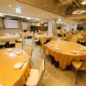 仙台 結婚式二次会貸切会場「DUCCA 仙台駅前店」の店内3