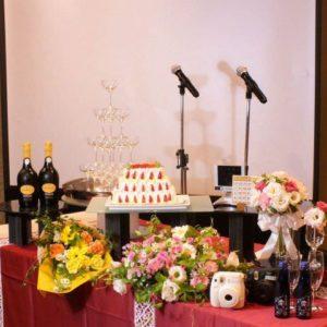 仙台 結婚式二次会貸切会場「DUCCA 仙台駅前店」の設備