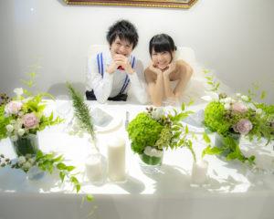 仙台 結婚式二次会貸切会場「DUCCA 仙台駅前店」の利用イメージ