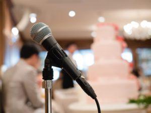 仙台 結婚式二次会貸切会場「DUCCA 仙台駅前店」のマイク