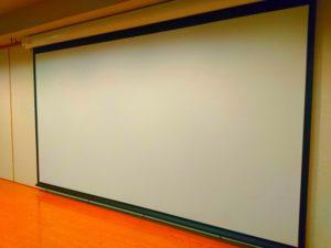 仙台 結婚式二次会貸切会場「DUCCA 仙台駅前店」のスクリーン